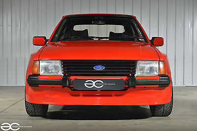 Extremely Rare Ford Escort Gartrac G6 - Show Car - 37K Miles - *SOLD*