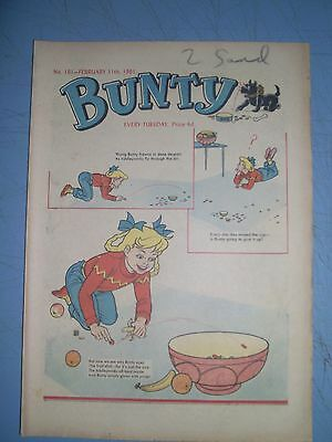 Bunty issue 161 dated February 11 1961