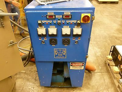 AAA Press UV Curing System For Webtron 650 Flexo Double Lamps P932-W REDUCED!