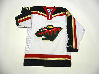 NHL Minnesota Wild Ice Hockey Jersey Shirt