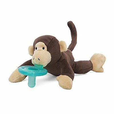 NEW | Wubbanub Monkey Infant Baby Soothie Pacifier Binky | FREE SHIPPING