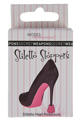 NEW Secret Weapons Womens Heels Stiletto Stoppers