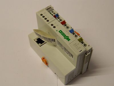 WAGO 750-841 ETHERNET Programmable Fieldbus Controller