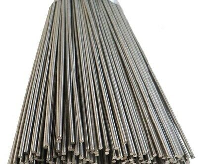 1000mm x 1.2mm Titanium Rods Wire Grade 5 GR5 Welding Weld Rod