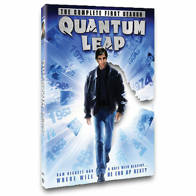 Quantum Leap - The Complete First Season (DVD, 2004, 3-Disc Set)