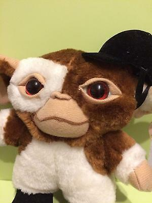 Vintage Gremlins Gizmo Horseman with Hat Soft Plush Rider Warner Bross 1994