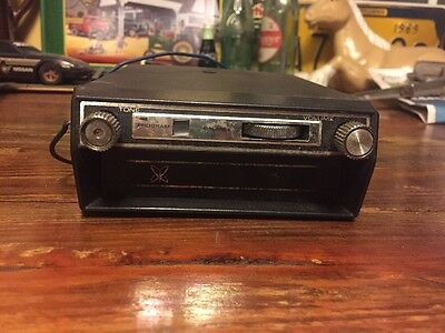VINTAGE STEREO 8 TRACK DASH MODEL Sears Roebuck 136 50452