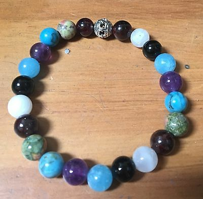 ॐCrystal Blissॐ Fertility Hormones PCOS IVF IUI Pregnancy Bracelet Reiki Charged