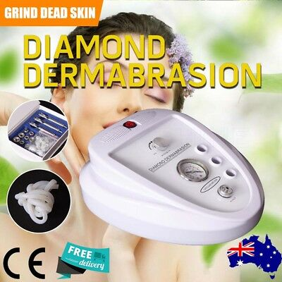 Diamond Dermabrasion Operate Machine Microdermabrasion System Simple AU Stock