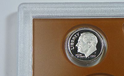 2017 S Proof Roosevelt Dime from U.S. Mint Proof Set - Free Shipping
