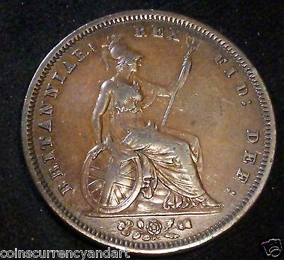 Great Britain. Uk Penny 1831  . Glorious Coin