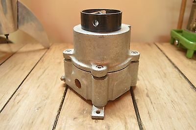 Vintage Industrial Walsall Flameproof / Weatheproof  Light Switch Galvanized