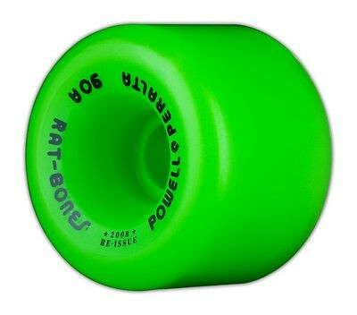 Powell Peralta - Rat Bones Green 60MM 90A Skateboard Wheels