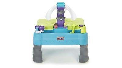 Little Tikes Sandy Lagoon Waterpark Refresh, Sand and Water Play Table