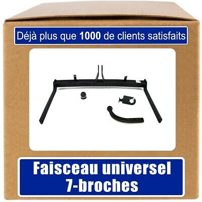 Ford Galaxy 00-06 Attelage fixe+faisc. 7b uni. Compl.