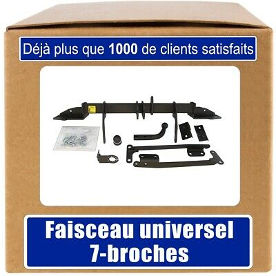 ATTELAGE fixe LAND ROVER RANGE ROVER 2005-2012+FAISC.UNIV.7-broches COMPLET