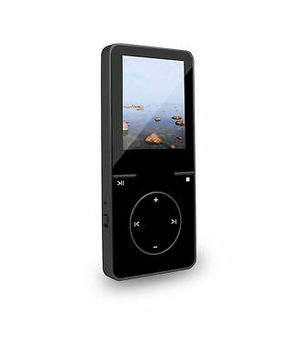RUN 8GB MP3-Player Schwarz S2-digital