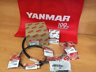 Yanmar 3YM20 3YM30 Maintenance Minor Kit SK019 119305-35151 104500-55710