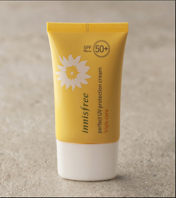 [Innisfree] Perfect UV protection cream triple care SPF50+ PA+++ 50ml