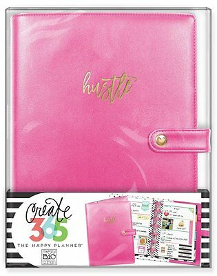 Mini Happy Planner - Berri Hustle Cover Binder
