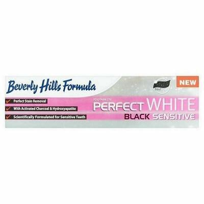 Beverly Hills Formula Black Sensitive Toothpaste 100ml 1 2 3 6 Packs