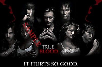 "True Blood 2"" X 3"" Fridge / Locker Magnet"