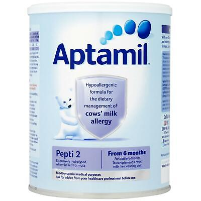 Aptamil Nutricia Pepti 2 - From 6 Months 800g Cows' Milk Allergy
