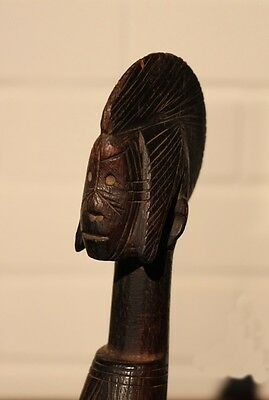 BURKINA FASSO old african figure ancien statue afrique MOSSI africa doll poupée