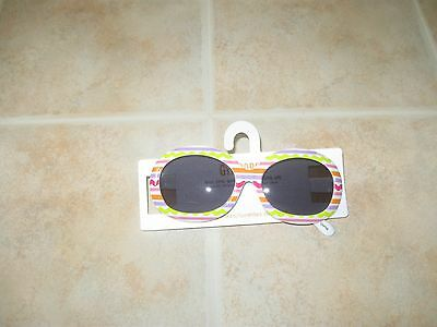 Gymboree Girl  Multi Color Sunglasses Ages 4&Up. NWT