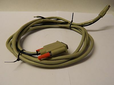 Mitsubishi FX-20P-CABN/3M Communication/Programming Cable.