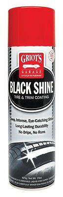 Griot's Garage 10938 Black Shine Tire & Trim Coating