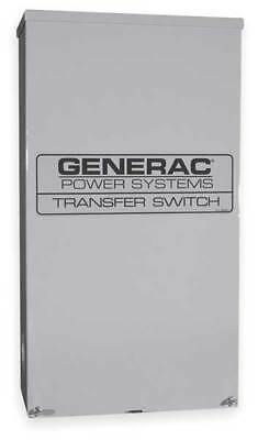 Automatic Transfer Switch,240V,48 in. H GENERAC RTSW400A3