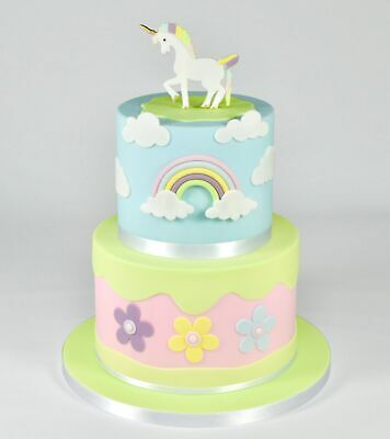 FMM Sugarpaste - Unicorn Cutter - Cake decoration fondant cutter