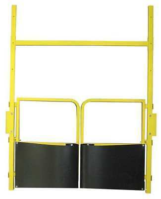 PS DOORS PLG-6084 Pallet Safety Gate,Manual,5 ft. G0470806