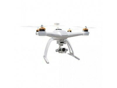 Chroma w/3-Axis Gimbal for GoPro Hero, DX4