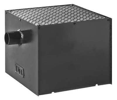 Grease Interceptor,Capacity 20,10 psi SMITH LIGHT COMMERCIAL 800-Y02-10