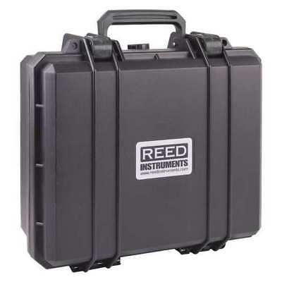 REED INSTRUMENTS R8888 Hard Carrying Case,Plastic,Foam Insert G2268756