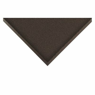 NOTRAX 141S0410BL Carpeted Entrance Mat,Black,4ft. x 10ft. G2396591