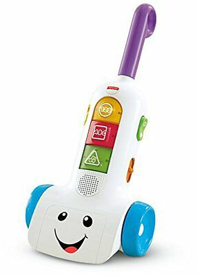Toddlers Laugh Learn Smart Stages Vacuum Cleaning Pretend Play Kids Fun Toy