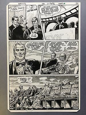Ghosts #110, pg.20, Mar. '82, End page, original art by Angel Trinidad Jr.