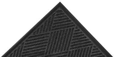 NOTRAX 168S0023CH Entry Mat, Diamond, Charcoal, 2 ft.x3 Ft