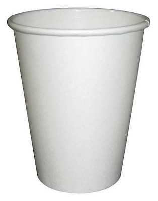DIXIE 5338CD Disposable Hot cup 8 oz White Pk1000 Paper