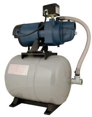 Shallow Well Pump System,1/2 HP