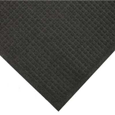 ANDERSEN 02800540068070 Waterhog Fashion(TM) Mat,Black,6 x 8 ft.
