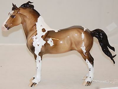 Peter Stone OOAK 2016 Equilocity Auction Draft Horse Model Gaston By Dawn Quick