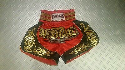 Short TWINS Adulte MuayThai Boxe Thai K1 Kick Boxing Neuf