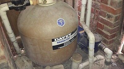 Pool Filter and Pump for ingroundpool/large above ground