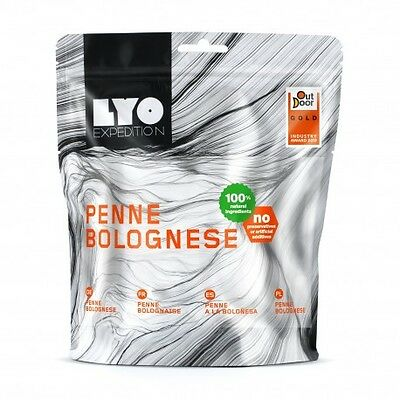 Penne Bolognese von LYOFOOD