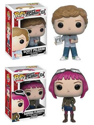 Funko POP Movies Scott Pilgrim vinyl figure. Despatched from UK. New and boxed.