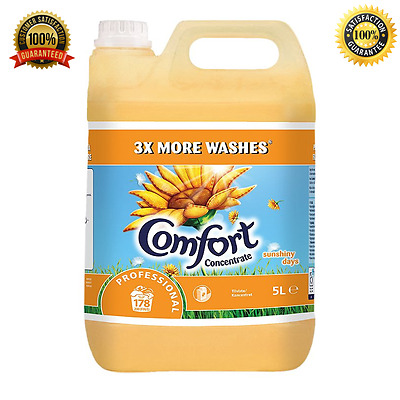 Conditioner Comfort Concentrate Professional Sunshiny Days 142 Washes 5L, UK